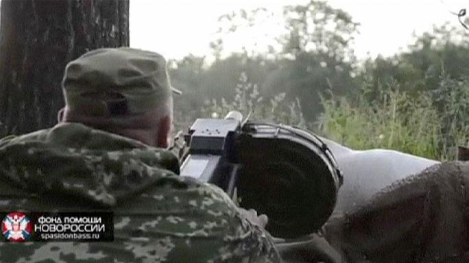 أوكرانيا: مواجهات بين القوات الحكومية و المتمردين الموالين لروسيا تخلف عدداً من القتلى رغم اتفاق منسك