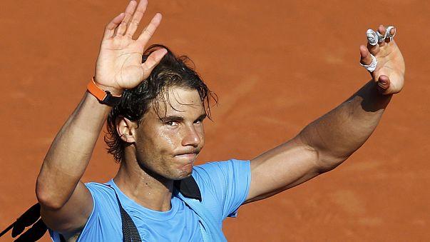 Nadal y Ferrer K.O; España sin representantes en semis de Roland Garros