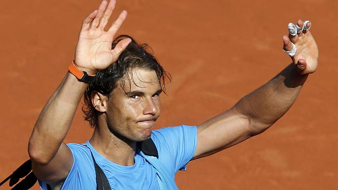 Roland-Garros: Djokovic et S.Williams à toute vitesse