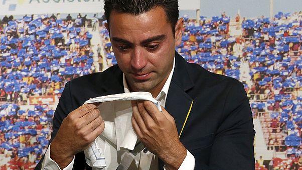 Calcio: il Barcellona saluta Xavi