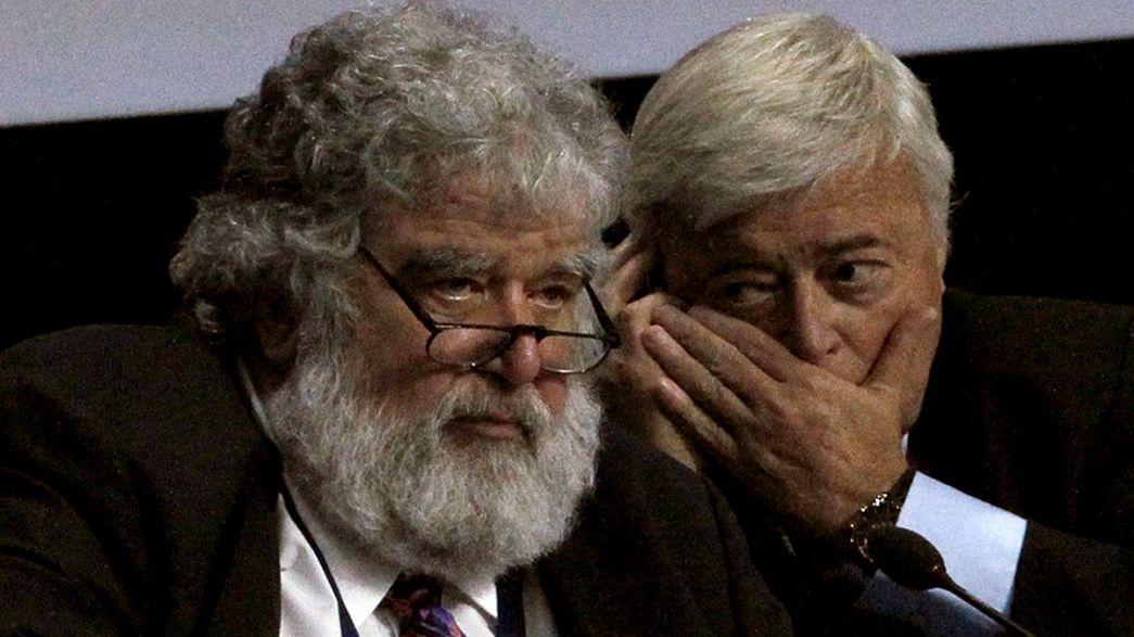 Escándalo en la FIFA: Chuck Blazer confirmó los sobornos, mientras Valcke no piensa dimitir