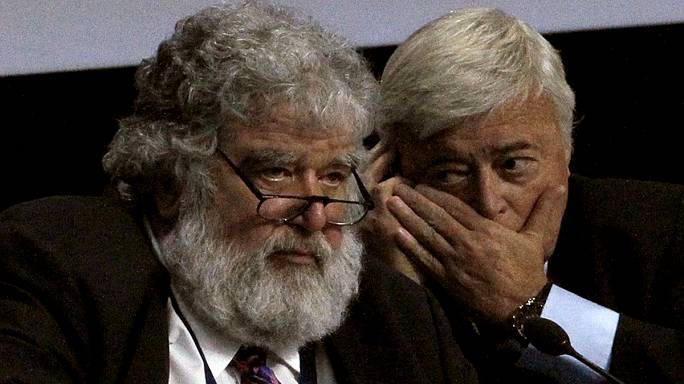 FIFA scandal: Former top official Chuck Blazer admits bribe-taking