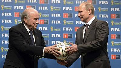 Saving world football from dictators – the US and the FIFA scandal