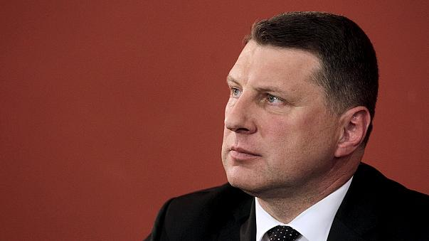 Latvia names outspoken critic of Russia as new president