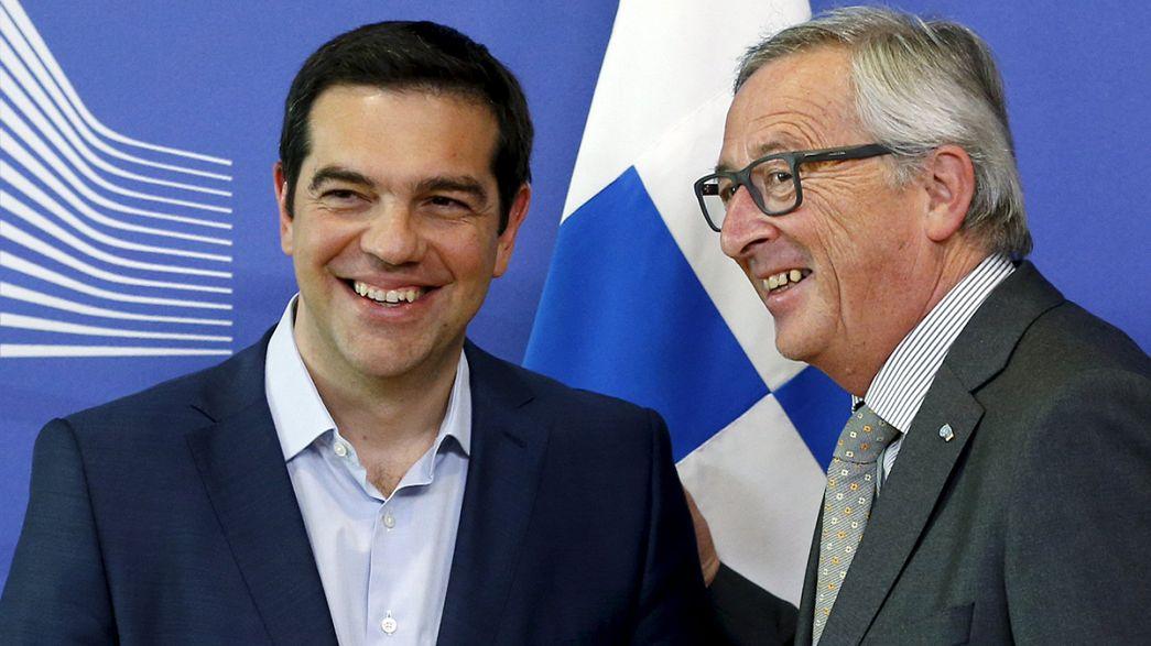 """Tsipras """"próximo de um acordo"""" garante que Grécia vai pagar a tempo ao FMI"""