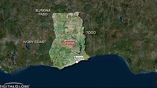 Al menos 100 personas mueren en una explosión en una gasolinera de Ghana