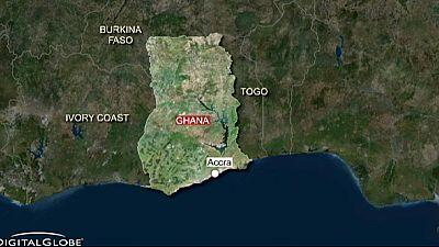 Explosão no Gana faz 78 mortos