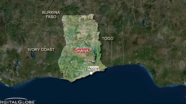 Dozens killed in Ghana petrol station explosion