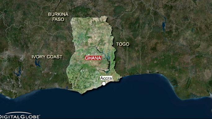 78 قتيلا على الأقل بانفجار في العاصمة الغانية أكرا