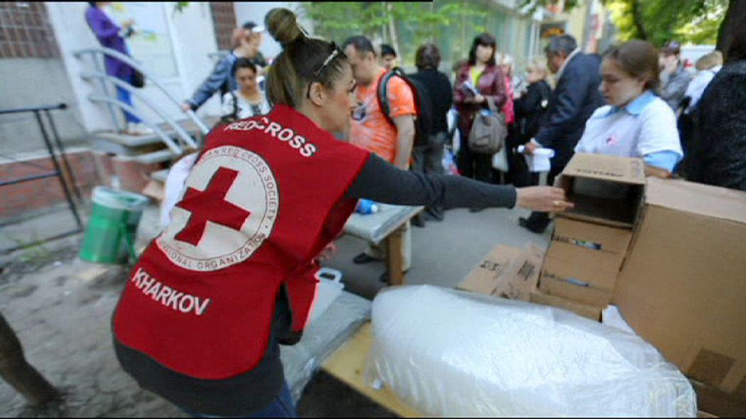 Ucraina: si aggrava la crisi umanitaria sullo sfondo del conflitto nell'est