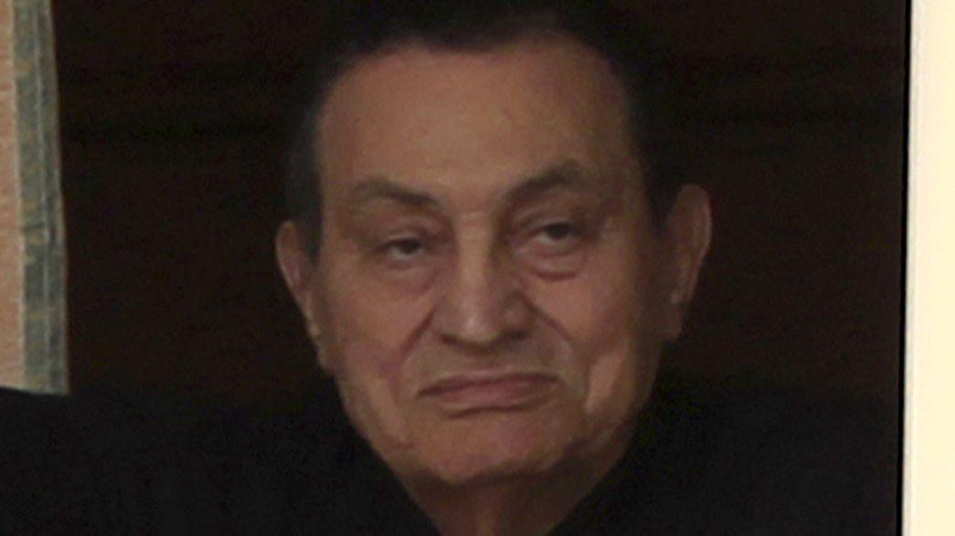 La justicia egipcia ordena volver a juzgar a Mubarak por la muerte de manifestantes en 2011