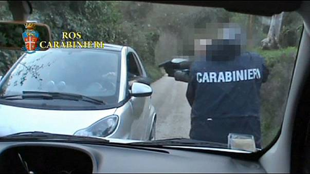 Italie : réseau mafieux à Rome, plusieurs dizaines d'interpellations