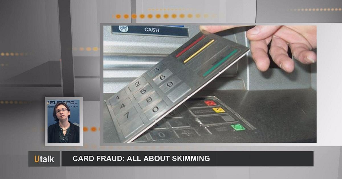 Card present fraud