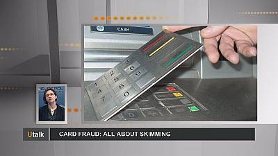 Have you been 'skimmed'? – credit card fraud explained