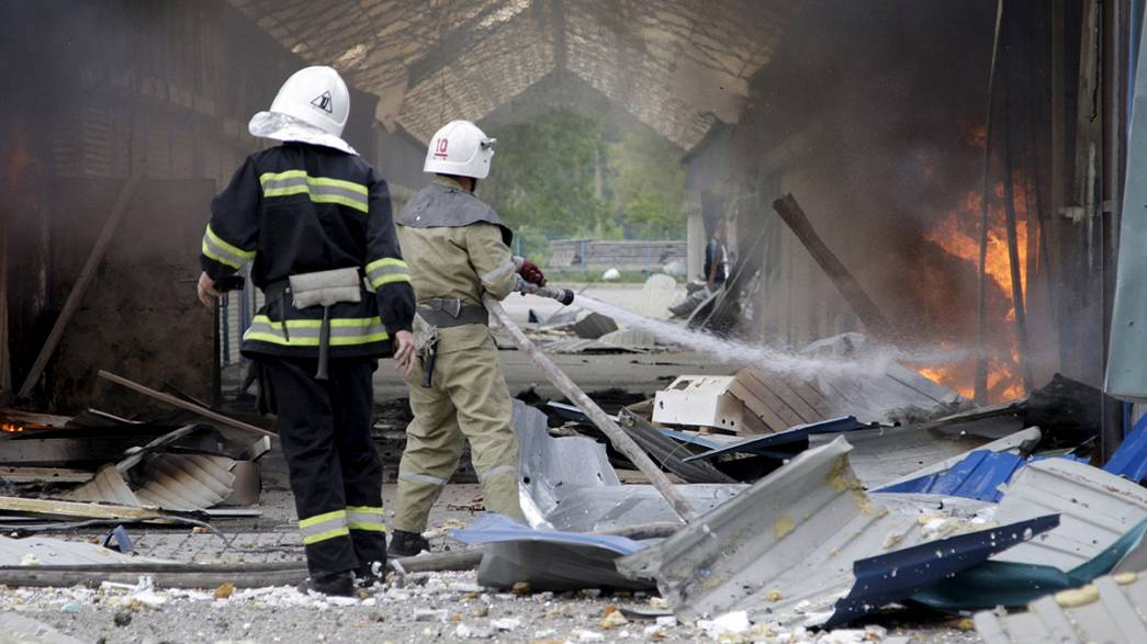 Ostukraine: Heftigste Eskalation seit Beginn der neuen Waffenruhe