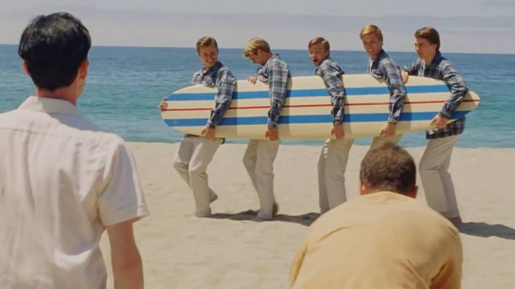 Love & Mercy - a Beach Boys-sztori