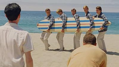 Love and Mercy is a biopic about Brian Wilson