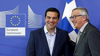 Presidente da Comissão Europeia e primeiro-ministro grego deverão voltar a reunir-se em breve