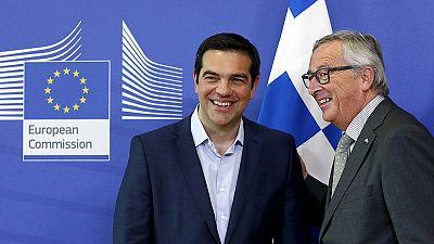 Griechenland-Krise: Juncker telefonierte mit Merkel