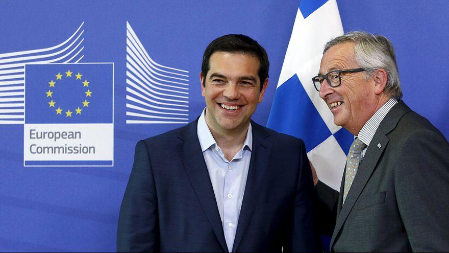 Juncker y Tsipras se volverán a reunir para acercar posturas