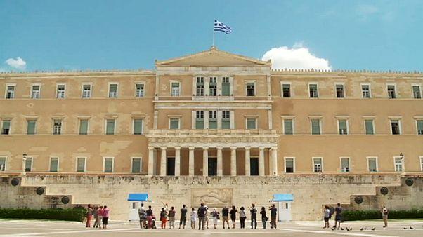 Tsipras und die Griechen - Gegenwind aus Brüssel, Druck in Athen