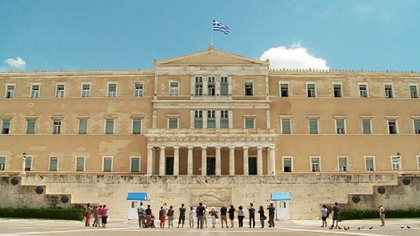 Frustration in Athens over Greek debt talks