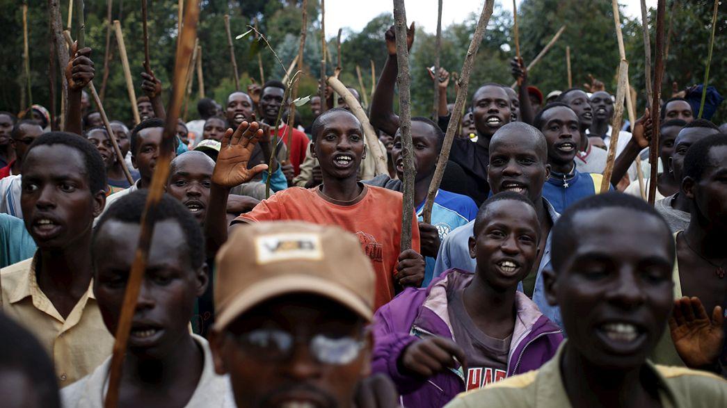 Burundi'de seçimler yine ertelendi