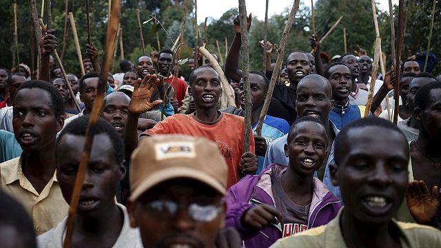 تأجيل الانتخابات في بوروندي