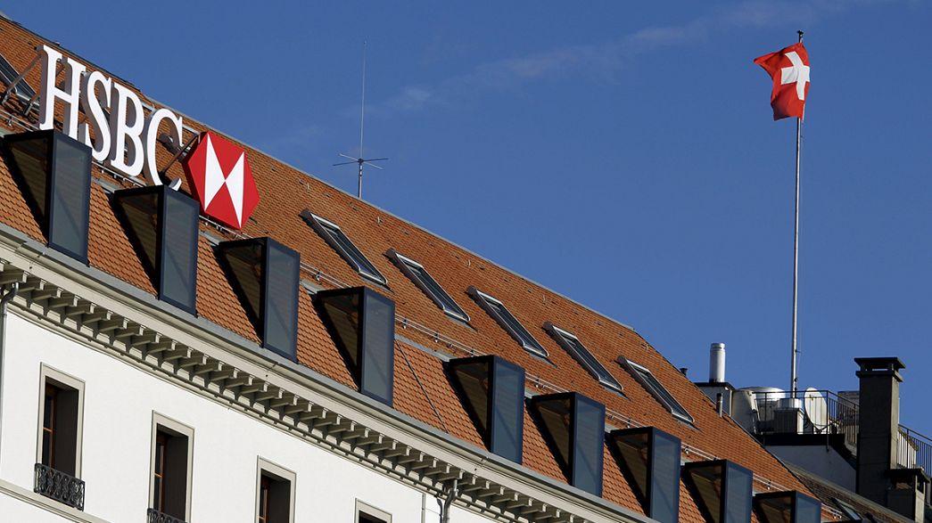 HSBC paga 40 milhões de francos suíços e escapa a julgamento na Suíça