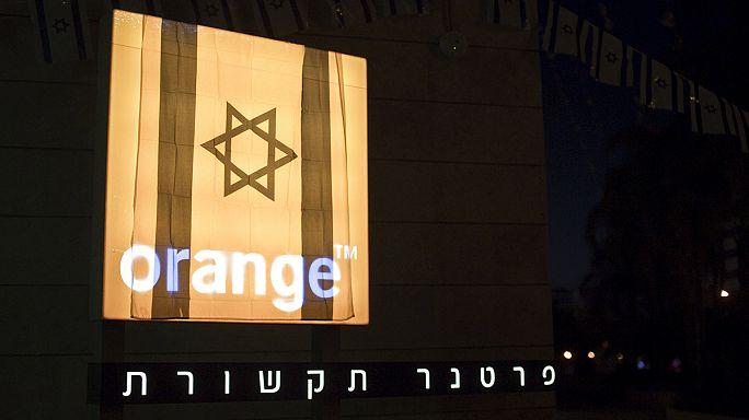 Kivonul Izraelből a francia Orange