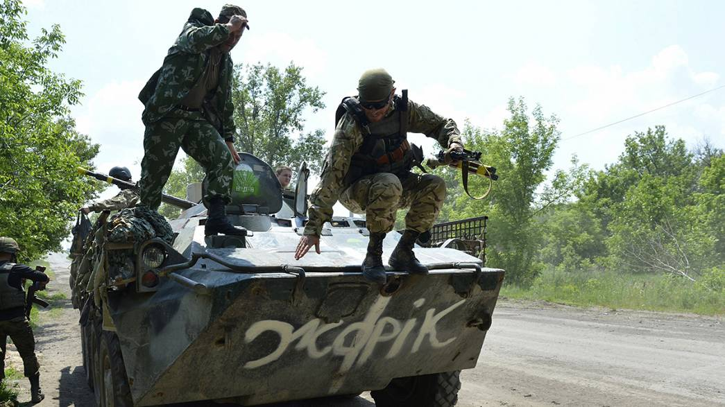 Ukrayna krizinde başa dönüldü