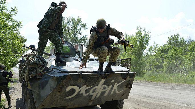 La situation s'est largement envenimée dans l'est de l'Ukraine