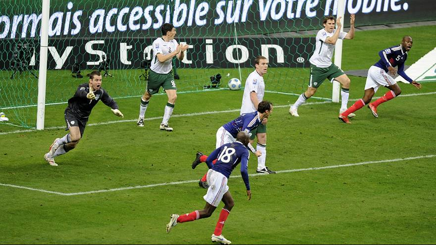Calls for FIFA payments probe after Ireland's 5m€ for Henry handball