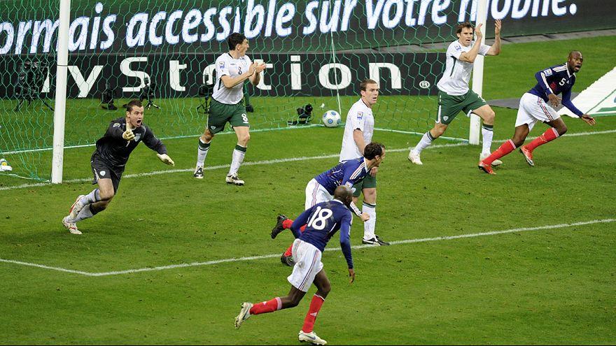 FIFA pagou à Irlanda para evitar ação legal