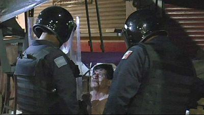 Ausschreitungen und Blockaden vor Wahl in Mexiko