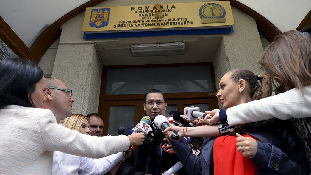 Bringen Korruptionsvorwürfe Rumäniens Regierungschef Ponta zu Fall?