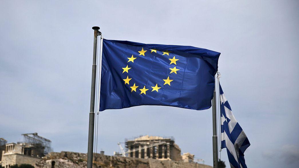 Grecia marca la actualidad europea