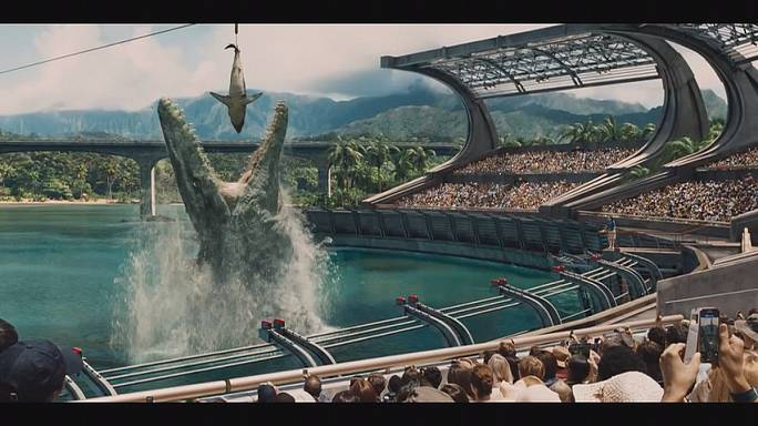 Ilyet még nem pipáltak a velociraptoridomárok! - Jurassic World