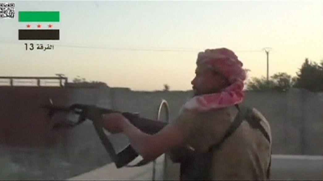 L'étau des jihadistes se resserre autour de Hassaké en Syrie