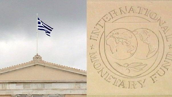 Yunanistan'da iflas riski artıyor