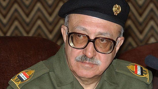 Saddam Hüseyin'in sağ kolu Tarık Aziz hayatını kaybetti