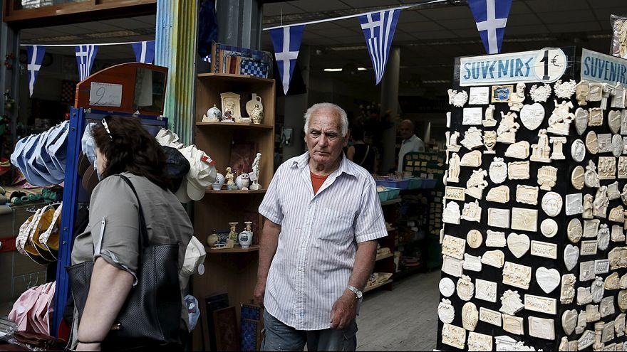 Жители Греции переживают и ждут результатов работы правительства
