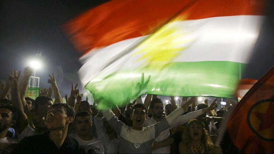AKP loses its majority as Kurdish party enter Turkish Parliament