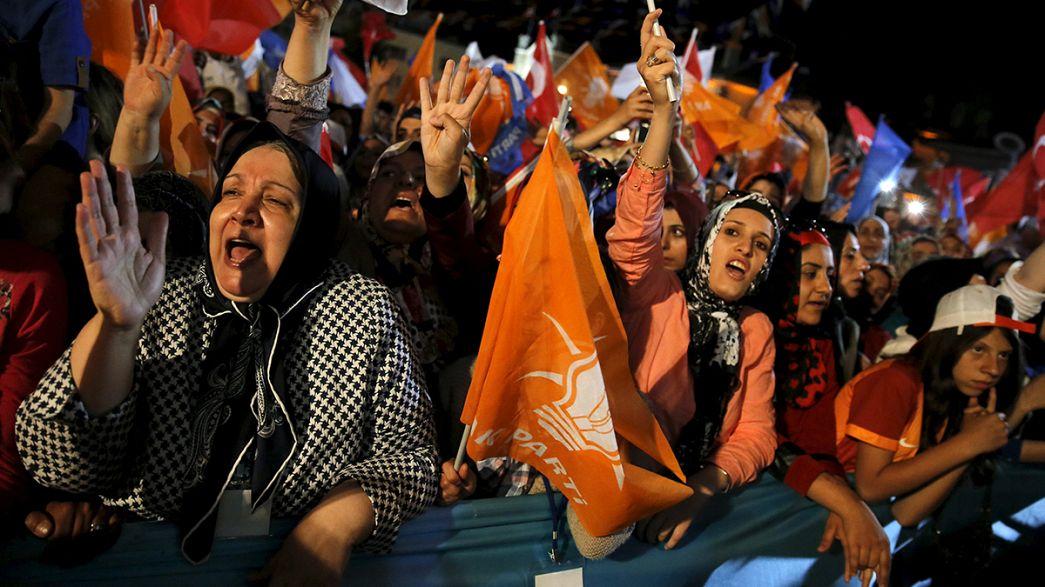 Kulcsfontosságú választások előtt áll Törökország