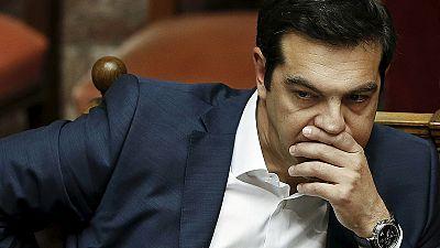 Alexis Tsipras recalca la necesidad de seguir negociando