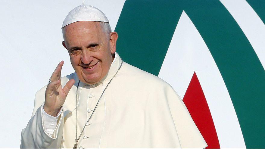 Pápalátogatás Szarajevóban