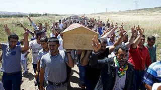 """Президент Турции назвал """"провокацией"""" взрывы в Диярбакыре"""