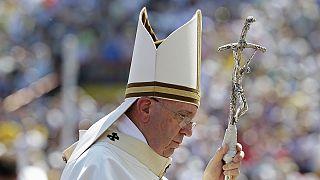 Pape François est arrivé à Sarajevo