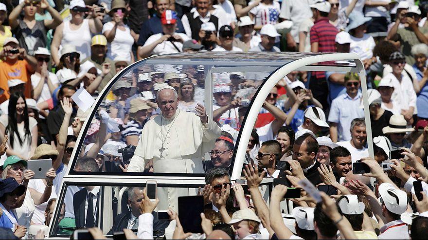 Ferenc pápa Szarajevóban: a harmadik világháború réme fenyeget