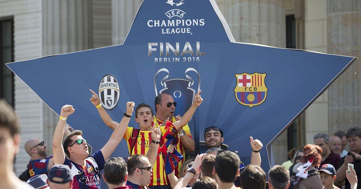 UEFA Champions League m